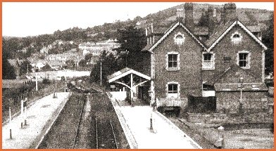 Brecon station