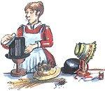 hatter and bonnet maker