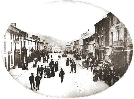 Long Bridge Street,1880's