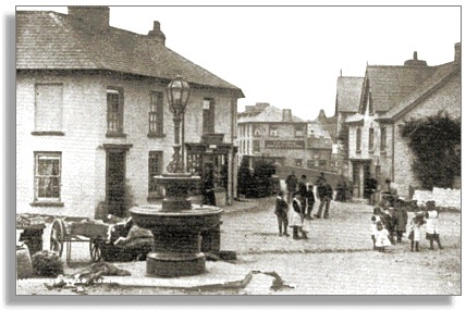 The Square, Llanwrtyd