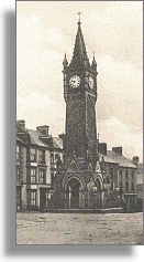 Clock Tower, Machynlleth