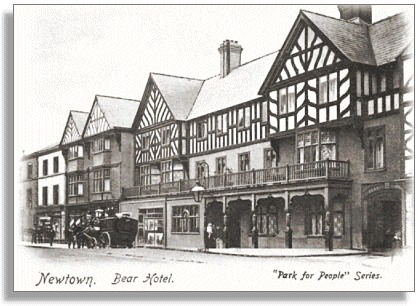 The Bear Hotel, Newtown